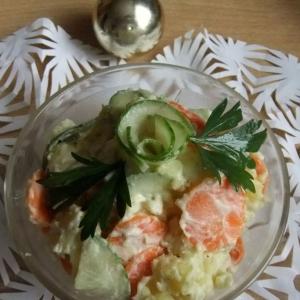 Рецепты японской кухни - Японский картофельный салат