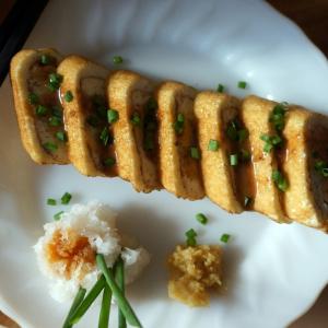 Рецепты из яиц - Японский омлет