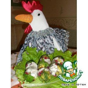 Гранат - Яйца Фаберже