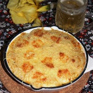 Рецепты из яиц - Яйца, запеченные по-провански