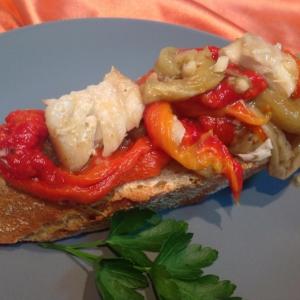 Рецепты испанской кухни - Закуска по-андалузки Ескаливада