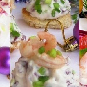 Шнитт-лук - Закуски с салатным цикорием