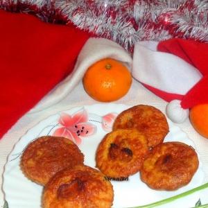Курага - Закусочные маффины Затейница