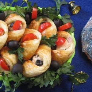 Тесто - Закусочные мини-пирожки Пиджачок