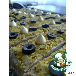 Фисташки - Закусочные тортики
