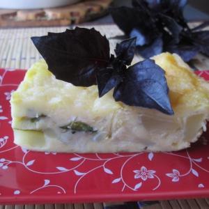 Кабачок - Запеканка из цветной капусты и кабачков