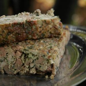 Рецепты из мяса птицы - Запеканка из куриных ножек и говяжьей печени