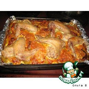 Пользователи - Запеканка с мясом и курицей
