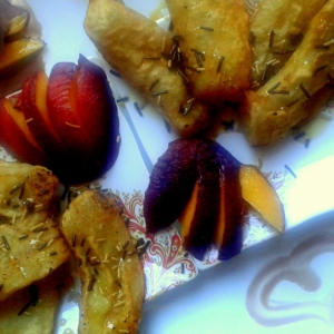 Рецепты малайской кухни - Жареные бананы по-балийски