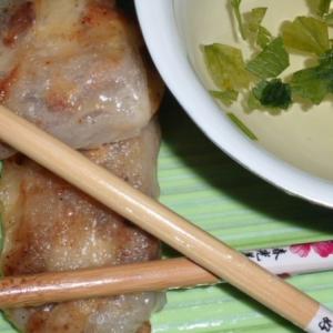 Рецепты вьетнамской кухни - Золотые нэмы с сыром